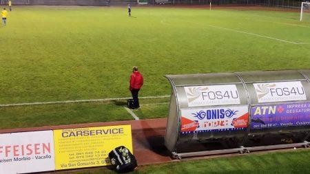 2LI, Novazzano, mister Croci-Torti: «Queste tre ultime battute d'arresto devono servirci da lezione per il girone di ritorno»