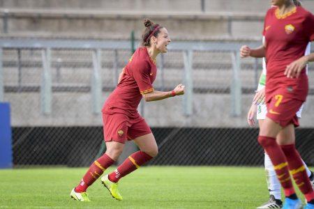 ASF, Vanessa Bernauer è la «Player of the weekend»: «Le ambizioni e le aspettative rimangono però le stesse»