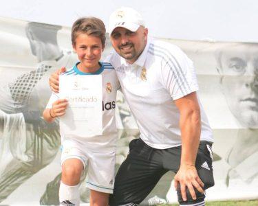 2020, arriva il Camp del Real Madrid in Ticino