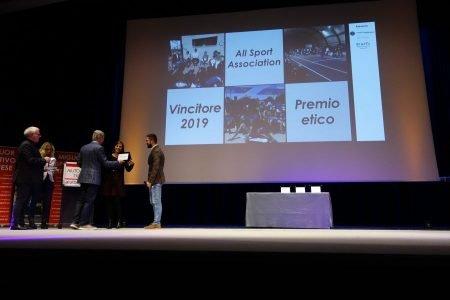 L'Associazione ASA vince il Premio Etico 2019, per uno sport fatto di valori, di regole e di rispetto