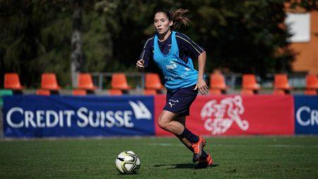 Nazionale Femminile A, Sandy Maendly costretta a dichiarare forfait per il prossimo match di qualificazione agli Europei