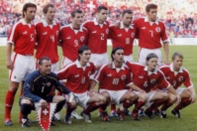 La storia della Nazionale 15, l'era di Köbi Kuhn e l'Euro 2004