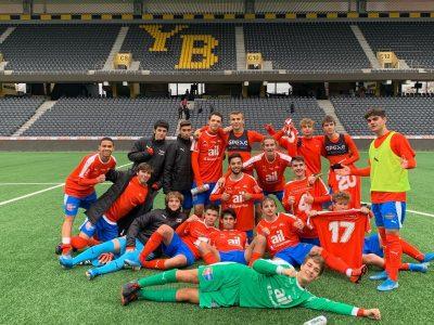 Coppa Svizzera: prestigiosi risultati per il Team Ticino U18 e U15 Academy