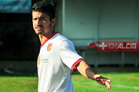 IL GIOCATORE: Luca Mazidi, 8 gol in 12 gare per un Comano che ha poco della neopromossa