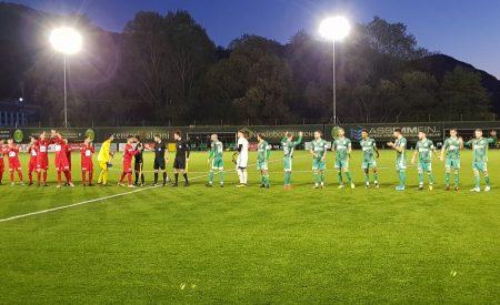 1L, FC Paradiso, gli ottimi numeri della storica prima parte di stagione nel quarto livello del pallone rossocrociato