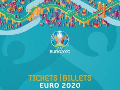 CE 2020, al via nel primo pomeriggio la vendita dei biglietti per i tifosi delle venti squadre già qualificate alla fase a gironi