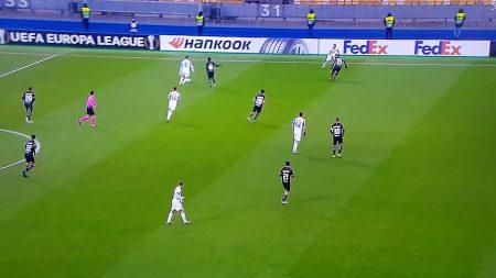 UEL, Dynamo Kiev-Lugano, il podio dei migliori elementi bianconeri nell'ultima uscita europea della stagione