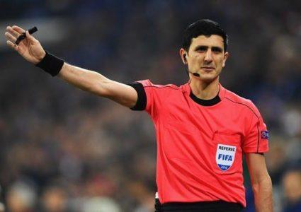 UEL, Dynamo Kiev-Lugano, un direttore di gara azero è stato designato per dirigere l'ultimo impegno del Gruppo B