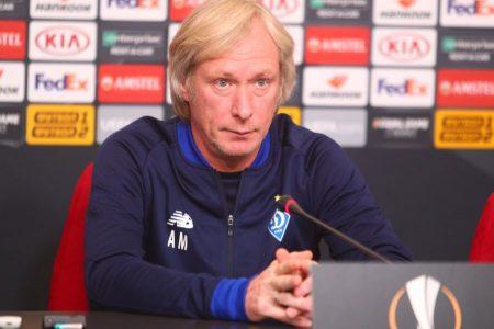 UEL, Dynamo Kiev-Lugano, Oleksij Mychaylychenko: «È un fattore psicologico, dovremo essere pronti a lottare dal 1″»