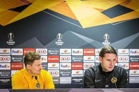 UEL, Glasgow Rangers-Young Boys, Gerardo Seoane: «La motivazione dovrà provenire anche dall'atmosfera sugli spalti»