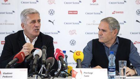 Nazionale Svizzera A, il futuro del ct Vladimir Petković verrà deciso entro il prossimo mese di marzo, magari già a febbraio