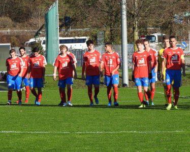Team Ticino, salva la U18, pareggio per l'Academy, U16 e U15 sconfitte