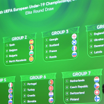 Nazionale Svizzera U19, sorteggiati i gironi per l'Elite Round 2020 e per la prima fase di qualificazione agli Europei del 2022