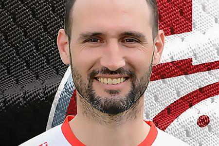 3L-1: Agno, Roland Pagnamenta per sostituire Dario Larrosa