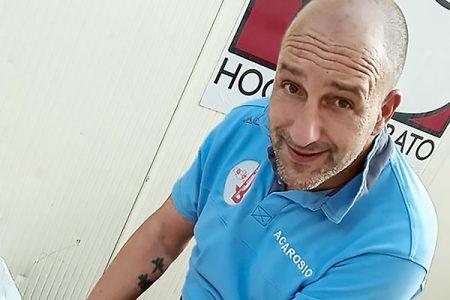 """5L-1: Arosio, mister Gianinazzi """"Obiettivo promozione, per fare un regalo a un gruppo fantastico"""""""