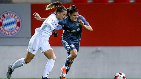 Calcio femminile, doppia delusione per la giovane rossocrociata Naomi Mégroz: sconfitta e primo cartellino rosso personale