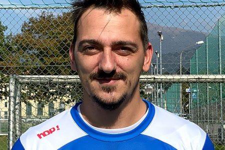 IL GIOCATORE: il rapidino doc Thierry Castelli, capitano senza fascia del Rapid Lugano 2