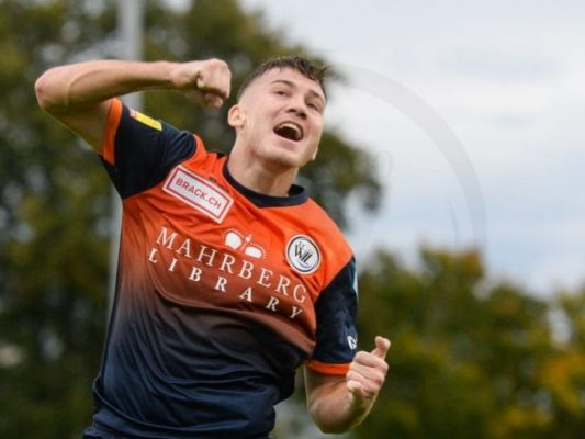 Calciomercato, il talento offensivo rossocrociato Filip Stojilković al centro della sfida di carattere economico tra Sion e Wil