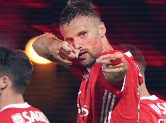 Coppa POR, inizialmente in panchina Haris Seferović entra all'ora di gioco e trascina il Benfica al penultimo atto del torneo
