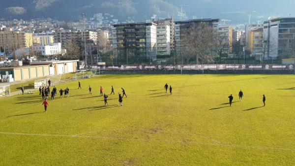 Lugano, nel primo pomeriggio si svolgerà l'ultimo test amichevole di questo rigido inverno: a Cornaredo arriva il Kriens