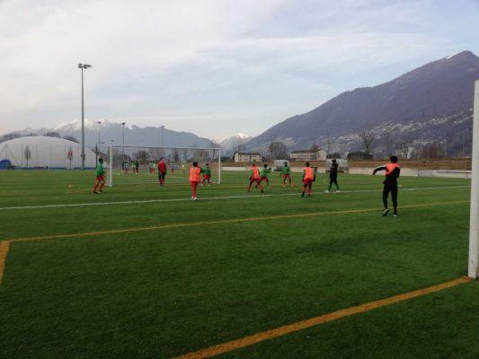 FC Rancate, anche gli allievi in ritiro!