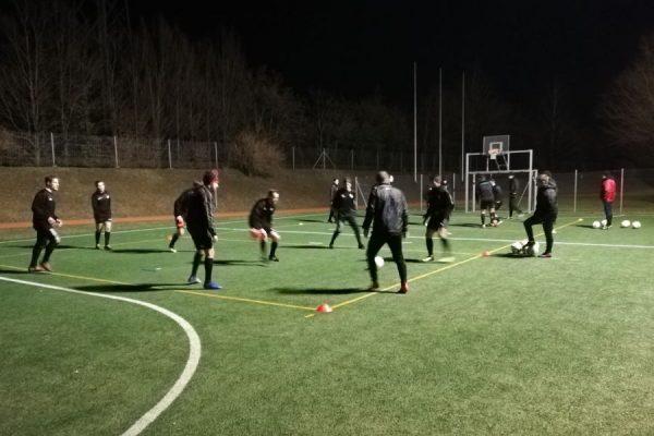 3L-1, FC Rancate, iniziata la preparazione, 3 amichevoli e ritiro