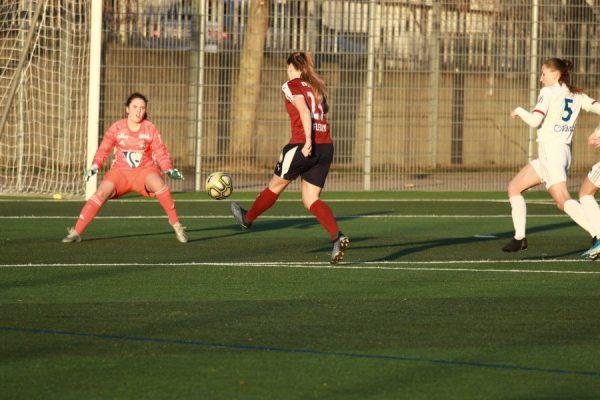 Calcio femminile, anche la capolista Servette ha ripreso la preparazione e ha disputato il primo test amichevole del suo inverno