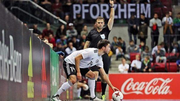 Futsal, intervista al giovane Daniel Matković, il primo arbitro svizzero presente a un Campionato del Mondo FIFA