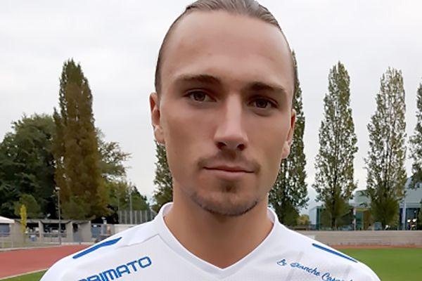 4L-2: mercato Locarno, l'attaccante Robin Nevelin ha lasciato la squadra