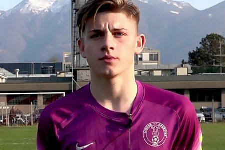 3L-2: terzo rinforzo per il Losone di Riccio, torna a casa il giovane portiere Marko Rajkovacic
