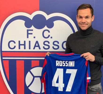 Comunicato FC Chiasso, arriva Patrick Rossini!