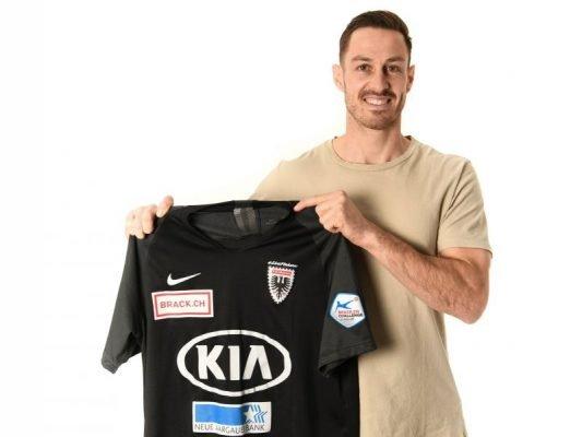 Calciomercato, l'Aarau corre ai ripari e rinforza il suo reparto arretrato mettendo sotto contratto l'esperto François Affolter