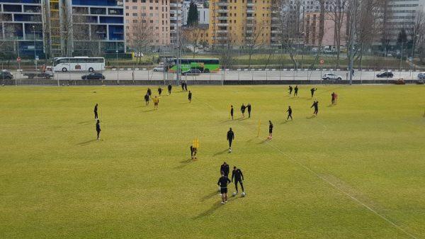 Lugano, -72 ore al duello con il Sion: piano piano, l'infermeria si sta svuotando e il lavoro sul campo può stabilizzarsi