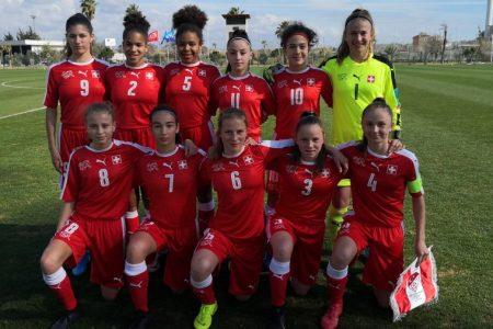 Nazionale Svizzera U16 F, momenti indimenticabili per Sara Accenti e Caterina Tramezzani, due talentuose ragazze dell'ACF Ticino