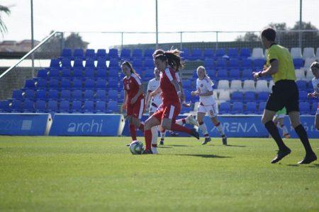 Nazionale Svizzera U17 F, a San Pedro del Pinatar prima amichevole con la Danimarca e subito un poker calato da Alayah Pilgrim