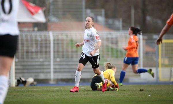 Calcio femminile, due rossocrociate protagoniste nella massima serie tedesca con risvolti diversi per le loro squadre