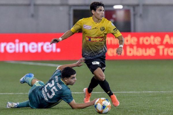 Calciomercato, fino alla conclusione della corrente stagione il Winterthur ottiene il prestito dallo Sciaffusa di Luca Tranquilli