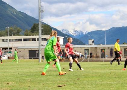 1L femminile, il Gambarogno non riesce ad agguantare i primi punti in classifica capitolando anche contro l'FC Kloten