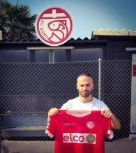 Gran colpo per il FC Agno: ingaggiato Diego Serrao!