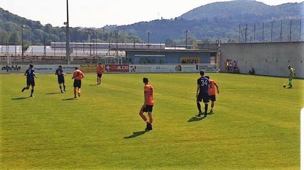 2L: Derby al Morbio, Balerna Game Over