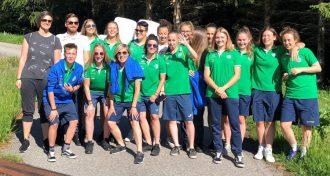 2L:L'AS Gambarogno femminile termina la stagione al terzo posto a parità di punti!