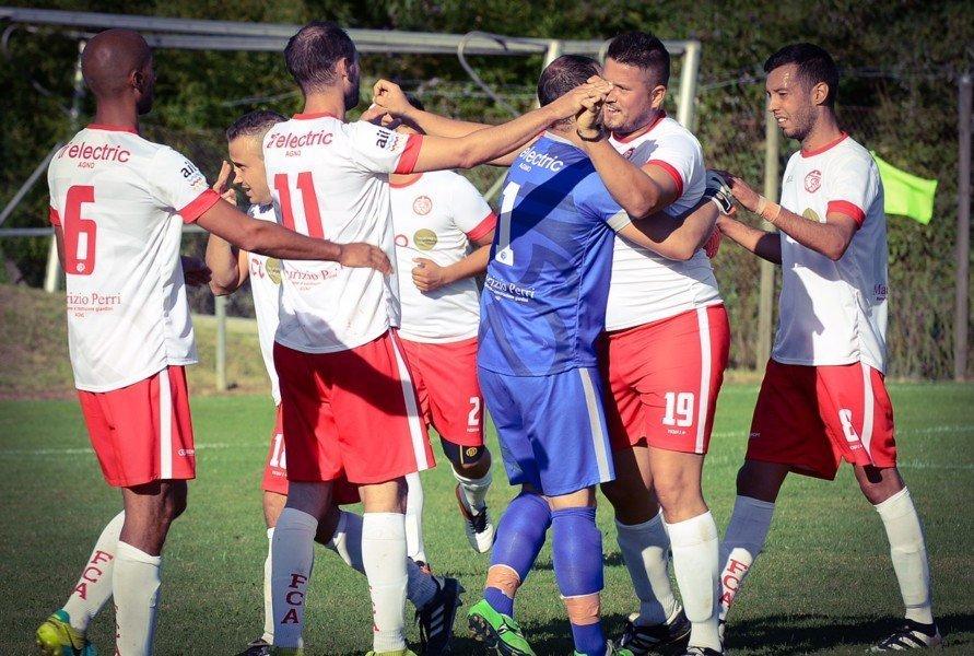 5L:FC Agno – FC Juventus Cresciano 9-0