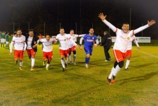 ll FC Agno vince 4-0 a Gorduno ed attende il Rapid Bironico per il Big Match