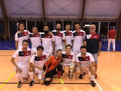 Calcio a 5 AMF:  il Team Ticino Lugano disputerà la Coppa della Lega 2019