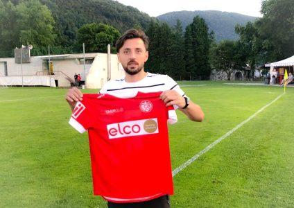 3L:Ernest Makaj a disposizione di Davide Riva e del FC Agno!