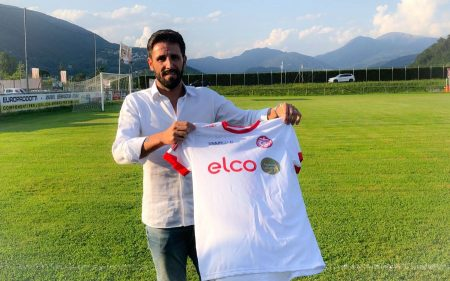 3L: Francesco Scotto è un nuovo giocatore del FC Agno