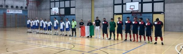 Calcio a 5 AMF: Team Ticino Lugano in Semifinale di Coppa Italia! Battuto 12 a 2 il Rapid Lugano