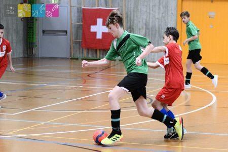 Calcio a 5 AMF:  Aperte le Iscrizioni per la Coppa Ticino 2019 Categoria 13 anni