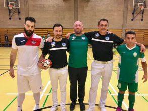 Calcio a 5 AMF: Team Ticino Lugano prima Finalista di Coppa Italia 2018!