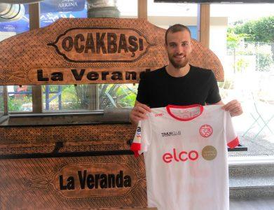 Matteus Senkal al FC Agno!
